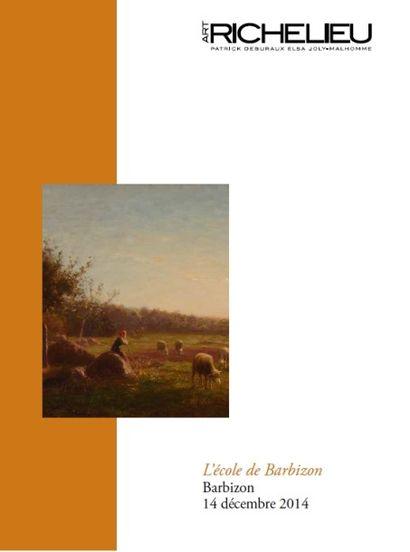 BARBIZON - ECOLE FRANCAISE DU XIXe SIECLE