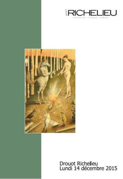 LIVRES - TABLEAUX - SCULPTURES - OBJETS D'ART - MOBILIER