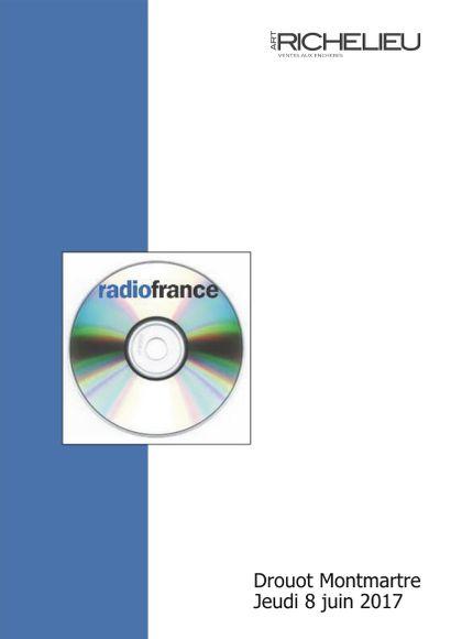 RADIO FRANCE - Vente de 60 000 CDs