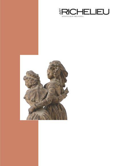 Bijoux, Tableaux anciens et modernes, sculptures, cynégétique, Objets d'art, mobilier XVIIIe et XIXe siècle, design