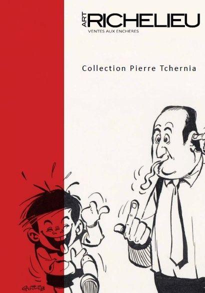 COLLECTION PIERRE TCHERNIA - Reprise à 14h