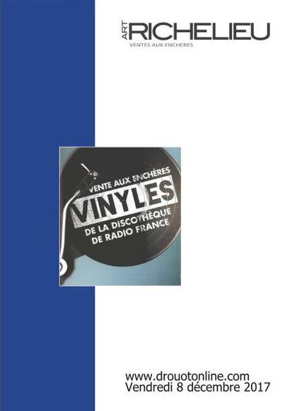RADIO FRANCE - Vente de Vinyles ON LINE