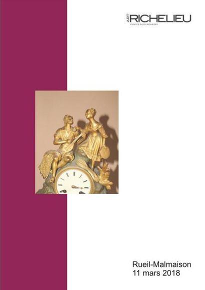 BIJOUX - OBJETS D'ART - TAPISSERIES - MOBILIER - TAPIS