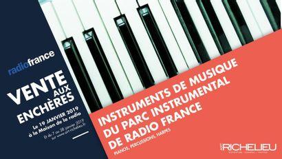 Radio France - Pianos