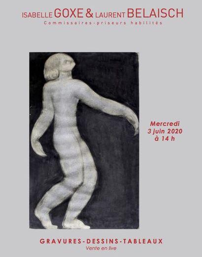GRAVURES-DESSINS-TABLEAUX ANCIENS ET MODERNES UNIQUEMENT EN LIVE