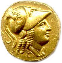 NUMISMATIQUE monnaies antiques et françaises en or