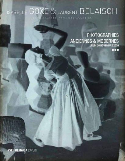 [VENTE MAINTENUE] PHOTOGRAPHIES ANCIENNES ET MODERNES - UNE COLLECTION FRANCAISE