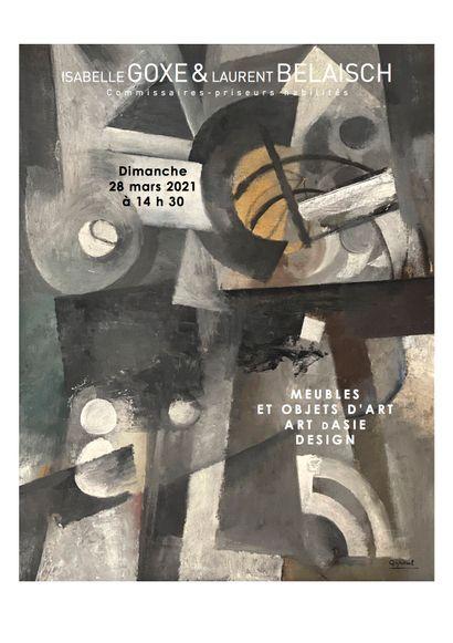 ARTS DE LA CHINE et DU JAPON - MOBILIER - OBJETS D'ART - DESIGN
