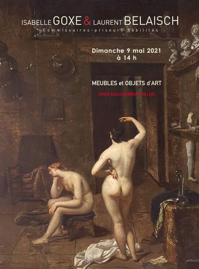MEUBLES et OBJETS d'ART-CERAMIQUES-ART d'ASIE et de l'ISLAM