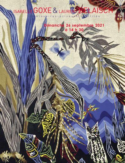 MEUBLES et OBJETS d'ART -TABLEAUX-ART D'ASIE-ARTS DU XXe