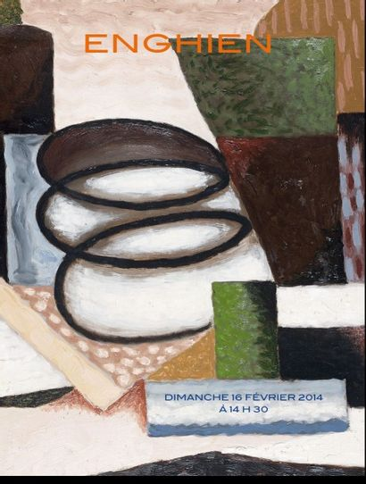 TABLEAUX MODERNES - MOBILIER OBJETS D'ART