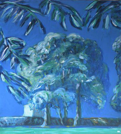 Peinture lyonnaise - Atelier Jacques Poncet (1921-2012)
