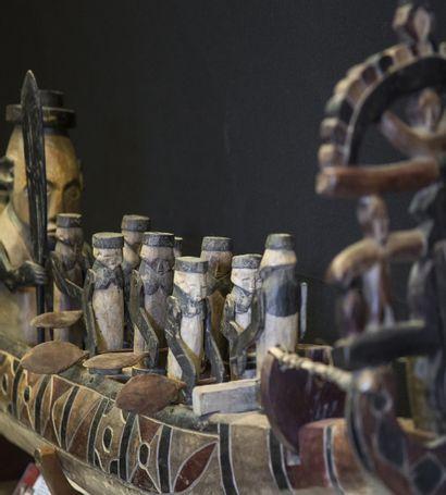 Collection Veyret : itinéraire d'un passionné d'Afrique