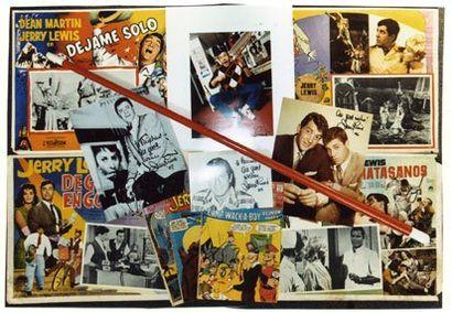 Souvenir de Jerry Lewis, Leonard Nimoy, mannettes