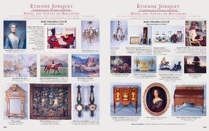 Tableaux - meubles et objets d'art