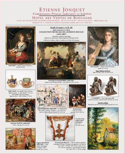 Tableaux, Objets d'art et mobilier