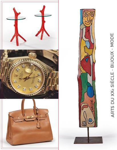 Arts du XXème siècle, Bijoux et Maroquinerie