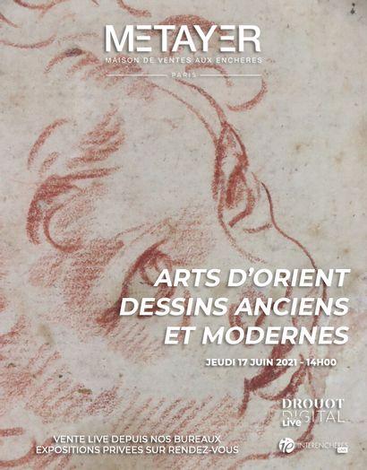 DESSINS ANCIENS ET MODERNES / ART D'ORIENT