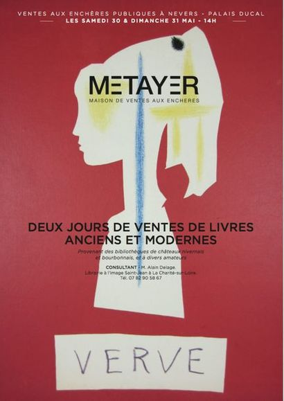Partie 1 : Week-end de livres modernes et anciens à Nevers