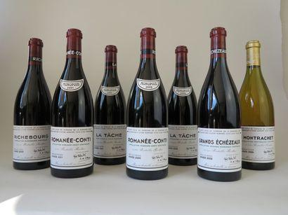 vins provenant d'une cave particulière du sud de la France