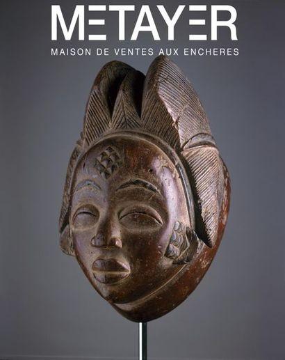 COLLECTION D'ART AFRICAIN DE MONSIEUR E. COLLECTÉE DANS LES ANNÉES 1980