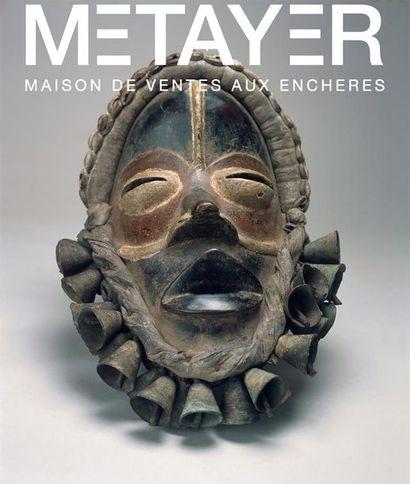 Collection d'art africain de Monsieur E. 2ème partie et peintures sur fibres végétales de la tribu TICUNA d'Amazonie.