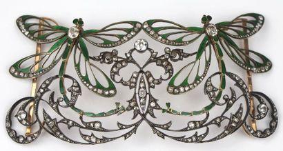Bijoux anciens et modernes provenant d'écrins privés