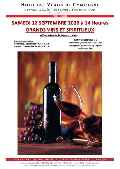 GREAT WINES AND SPIRITS on the occasion of the ISARIAN WINE AND INTERIORS FAIR