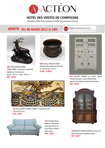 INTERIEURS DE DEMEURES DE L'OISE and SPECIAL COLLECTIONS