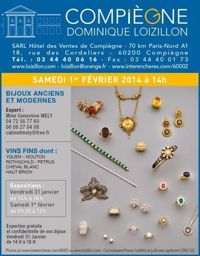 Bijoux - Vins