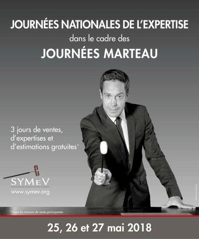 JOURNEE MARTEAU - EXPERTISES et ESTIMATIONS GRATUITES