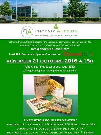 VENTE PUBLIQUE DE BD A 15H