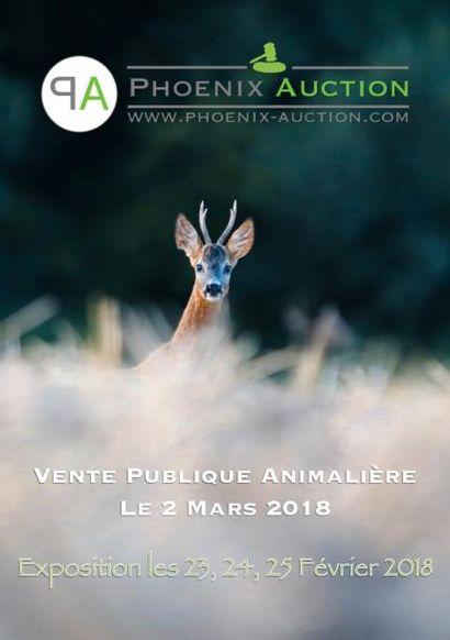 VENTE PUBLIQUE D'ART ANIMALIER