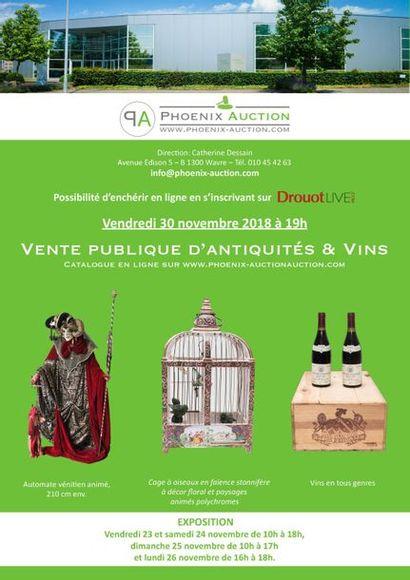 Antiquités & Vins