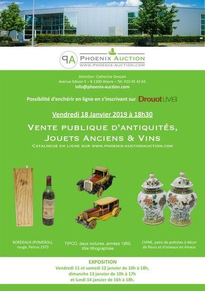 Jouets Anciens, Vins & Antiquités