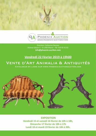 Art animalier & Antiquités