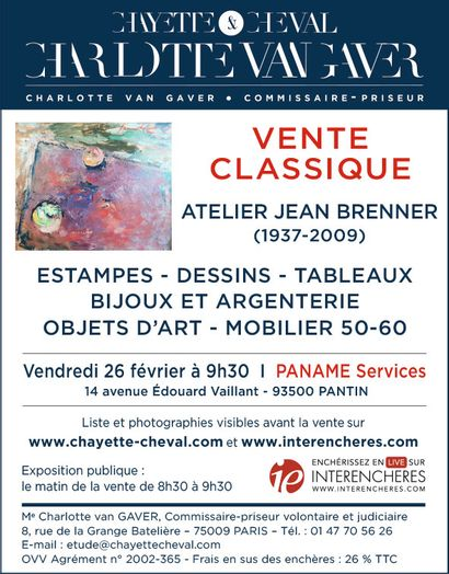 WORKSHOP AND CLASSICAL SALES: TABLES - FURNITURE AND ART OBJECTS