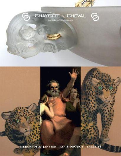 TABLEAUX ANCIENS et MODERNES-MEUBLES & OBJETS d'ART-ARTS d'ASIE
