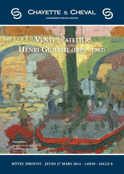 ATELIER HENRI GUILLOT