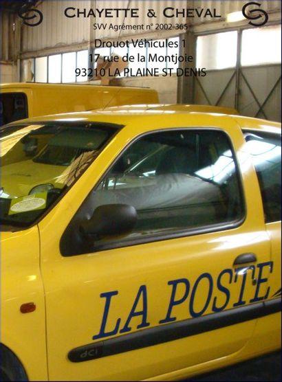 Ventes de véhicules de La Poste - Deux roues