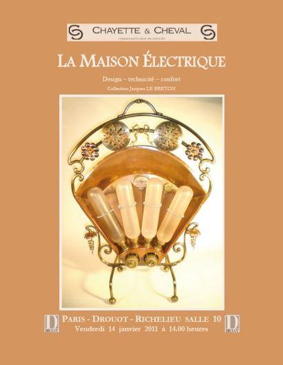 LA MAISON ELECTRIQUE- DESIGN ELECTROMENAGER - Design électroménager de 1900 à 1960