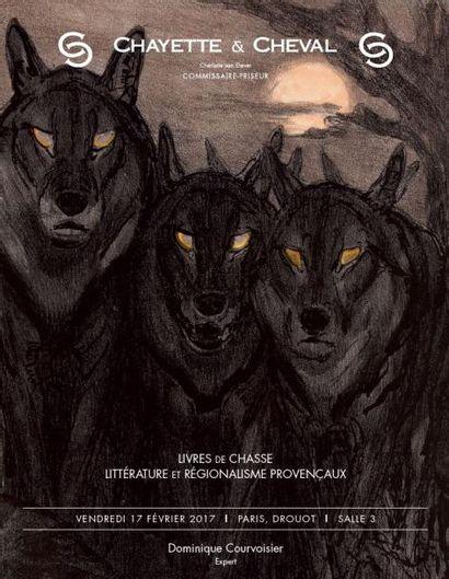 Livres de chasse - littérature et régionalisme provençaux