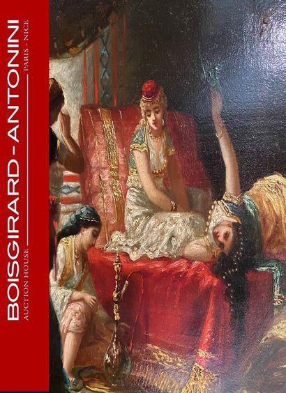 Arts d'Orient et Orientalisme
