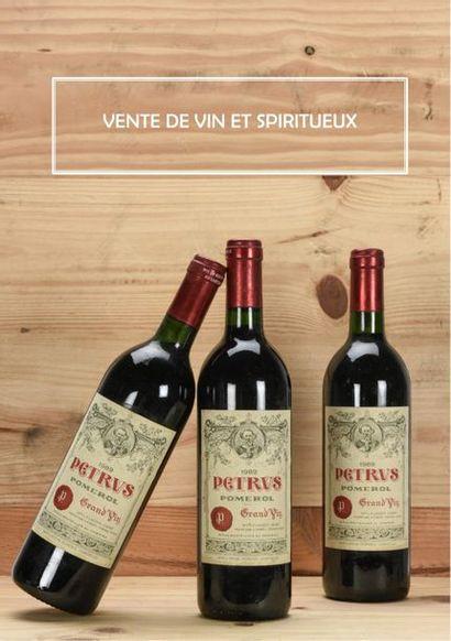 Grands vins et spiritueux