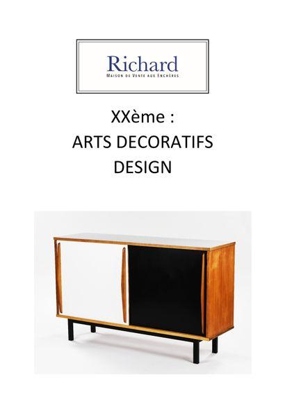 20th : Decorative arts and design