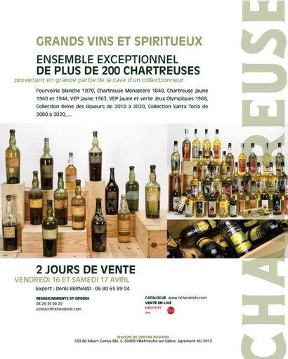 Grands vins et spiritueux #1