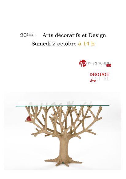 20th century: Decorative Arts and Design