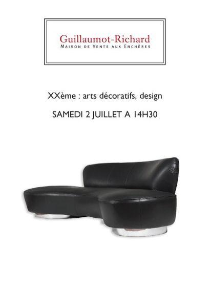 XXème : Arts décoratifs et design