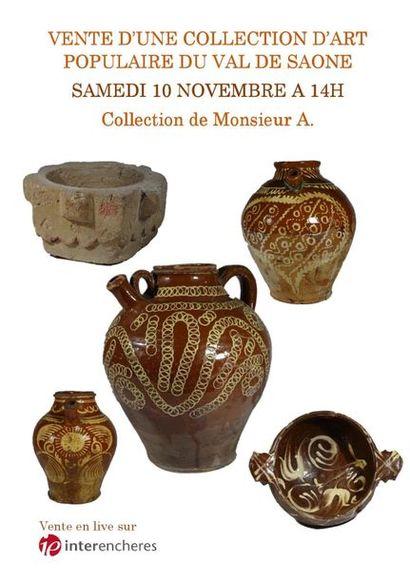 Collection d'Art populaire du Val de Saône