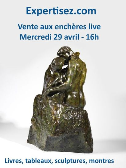 Paintings, sculptures, books, watches, wines...